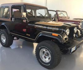 JEEP CJ-7 GOLDEN EAGLE AMC 304 CUSTOM RIF. 14104786