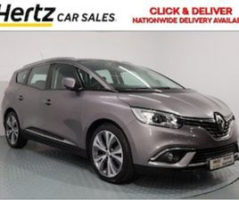 RENAULT GRAND SCENIC DYNAMIQUE NAV DCIPRICE PER W FOR SALE IN CORK FOR €22995 ON DONEDEAL