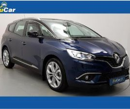 RENAULT GRAND SCENIC ICONIC TCE 140 MATCH YOUR C FOR SALE IN CORK FOR €24800 ON DONEDEAL