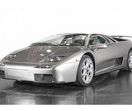2000 LAMBORGHINI DIABLO FOR SALE