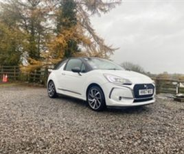 USED 2017 DS DS 3 PRESTIGE BLUEHDI S/S HATCHBACK 90,000 MILES IN WHITE FOR SALE | CARSITE