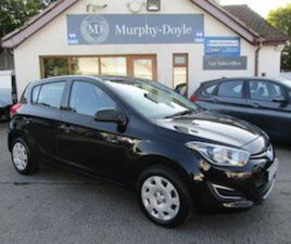 HYUNDAI I20 1.1 CRDI 75PS CLASSIC FOR SALE IN DUBLIN FOR €6450 ON DONEDEAL