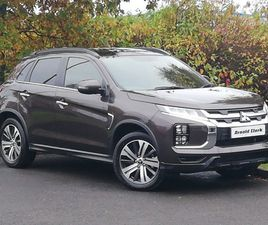 NEARLY NEW 2020 (70) MITSUBISHI ASX 2.0 EXCEED 5DR IN PAISLEY