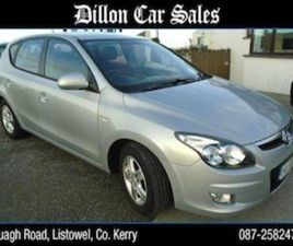 HYUNDAI I30 COMFORT FOR SALE IN KERRY FOR €4500 ON DONEDEAL