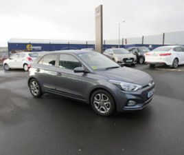 HYUNDAI I20 DELUXE PLUS 5DR FOR SALE IN LIMERICK FOR €18950 ON DONEDEAL