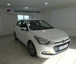 HYUNDAI I20 SE MPI FOR SALE IN CLARE FOR €10950 ON DONEDEAL