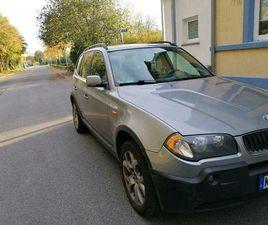 BMW X3 E83 3.0 LPG