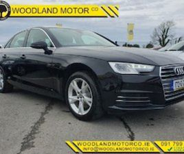 AUDI A4 1.4 TURBO TFSI SPORT / TAX 270 (172) PRI FOR SALE IN GALWAY FOR €18950 ON DONEDEAL