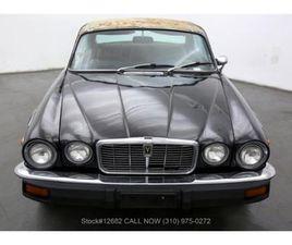 FOR SALE: 1975 JAGUAR XJ12 IN BEVERLY HILLS, CALIFORNIA
