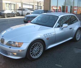 USED 1999 BMW Z3 Z3 COUPE 2.8 6CLY RARE & COLLECTABLE