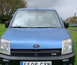 FORD - TRANSIT CONNECT