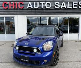 USED 2014 MINI COOPER PACEMAN S|ALL4|PANO ROOF|H+K SOUND