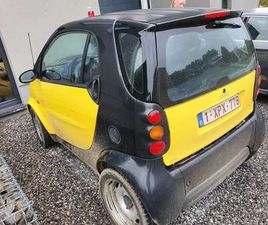 SMART CITY-COUPÉ/CITY-CABRIO 0.6 TURBO SMART