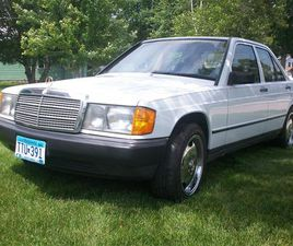 FOR SALE: 1986 MERCEDES-BENZ 190E 2 3 IN HARMONY, MINNESOTA