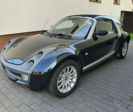 SMART ROADSTER COUPÉ F1 SCHALTWIPPEN ALUFELGEN TOP