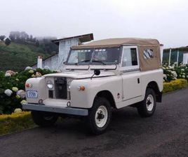 1969 LAND ROVER SERIES 2A FOR SALE