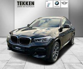 BMW X4 XDRIVE30D M SPORTPAKET HK DAB WLAN