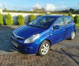 HYUNDAI I20, 2011 LOW MILEAGE FOR SALE IN DUBLIN FOR €5995 ON DONEDEAL