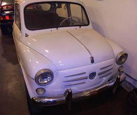 1968 FIAT 2 DR COACH