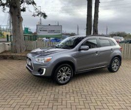 MITSUBISHI ASX 1.6 LITRE PETROL FOR SALE IN DONEGAL FOR €19950 ON DONEDEAL