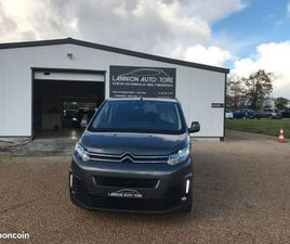 CITROEN JUMPY SPACETOURER BLUE HDI 150CV 9 PLACES