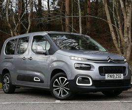 USED 2019 (19) CITROËN BERLINGO 1.2 PURETECH FLAIR XL 5DR [7 SEAT] IN INVERNESS