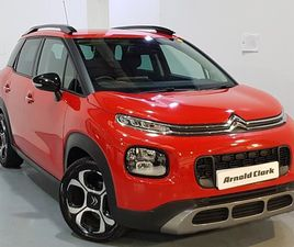 USED 2019 (19) CITROËN C3 AIRCROSS 1.5 BLUEHDI FLAIR 5DR [6 SPEED] IN EDINBURGH