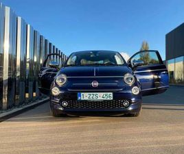 FIAT 500 0.9 T TWINAIR RIVA (1 OUT OF 200)