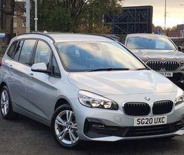 BMW 2 SERIES GRAN TOURER 218I SPORT GRAN TOURER 1.5 5DR
