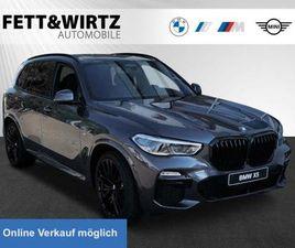 BMW X5 XDRIVE30D MSPORT 22'' LMR LASER DA+ PA+ HUD, JAHR 2020, DIESEL