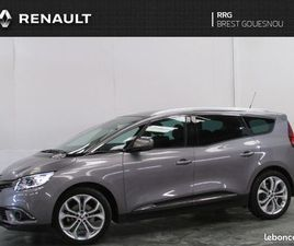 RENAULT GRAND SCÉNIC DCI 110 ENERGY EDC BUSINESS