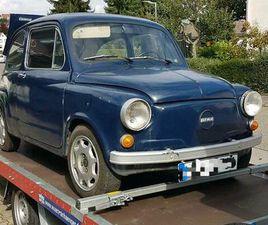 ZASTAVA 750 / FIAT 600