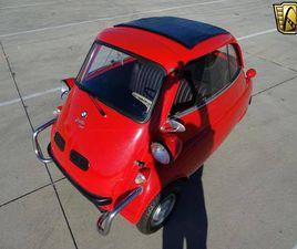 1958 BMW ISETTA COUPE