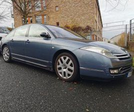 CITROEN C6 RARE COLLECTOR CAR FOR SALE IN DUBLIN FOR €4999 ON DONEDEAL
