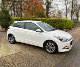 2016 HYUNDAI I20 1.4 CRDI SE - FULL HISTORY - UK C FOR SALE IN FERMANAGH FOR €7350 ON DONE
