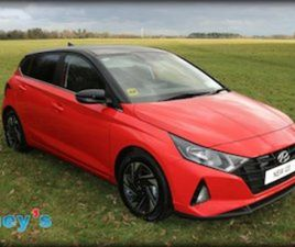 HYUNDAI I20 DELUXE PLUS WITH TWO TONE ROOF - 1.2L FOR SALE IN DUBLIN FOR €20900 ON DONEDEA