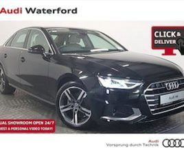 AUDI A4 SALOON 35TDI 163BHP SE S-TRONIC FOR SALE IN WATERFORD FOR €46930 ON DONEDEAL