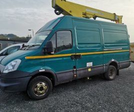 IVECO DAILY 50C15 FOR SALE IN DOWN FOR £12500 ON DONEDEAL