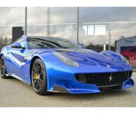 FERRARI F12 TDF TAILOR MADE LIMITED EDITION 1 OF 1