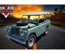 FOR SALE: 1969 LAND ROVER SERIES II 88 IN LANTANA, FLORIDA