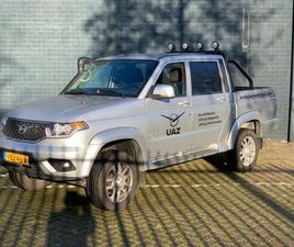 UAZ PATRIOT PICK UP PICK UP
