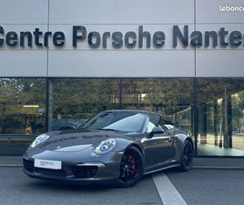 PORSCHE 911 (991) CARRERA 4S 400 CH