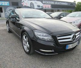 MERCEDES CLASSE CLS (W218) 350 CDI BE EDITION1