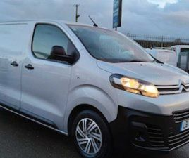 {172} 2017 CITROEN DISPATCH 1.6 HDI LWB ENTERPRISE FOR SALE IN ARMAGH FOR £12995 ON DONEDE