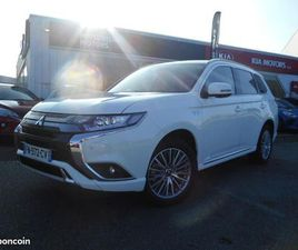 MITSUBISHI OUTLANDER PHEV PHEV TWIN MOTOR BUSINESS
