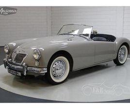 MG MGA 1622 MKII - 1962