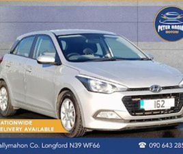 HYUNDAI I20 1.0 PETROL SE - FINANCE WARRANTY AVAI FOR SALE IN LONGFORD FOR €11450 ON DONED