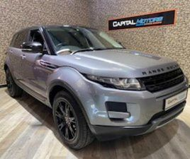 LAND ROVER RANGE ROVER EVOQUE PURE TD4 2.2D 5DR B FOR SALE IN DUBLIN FOR €18950 ON DONEDEA