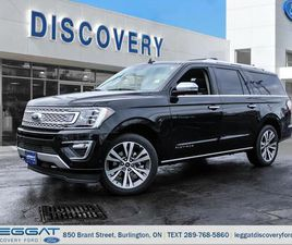 USED 2020 FORD EXPEDITION PLATINUM MAX