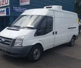2008 FORD TRANSIT T280 LWB VAN FOR SALE IN DUBLIN FOR € ON DONEDEAL